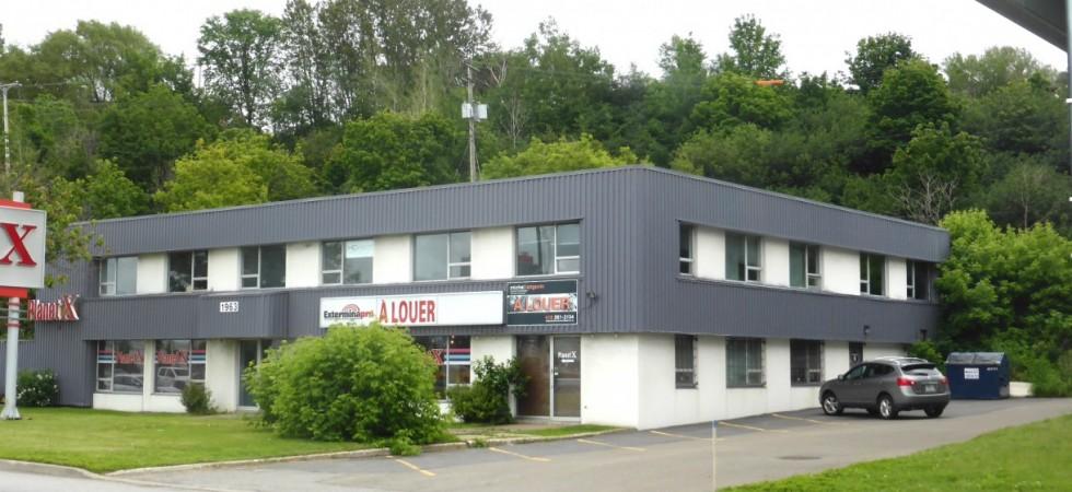 Espaces à bureaux à louer à Québec
